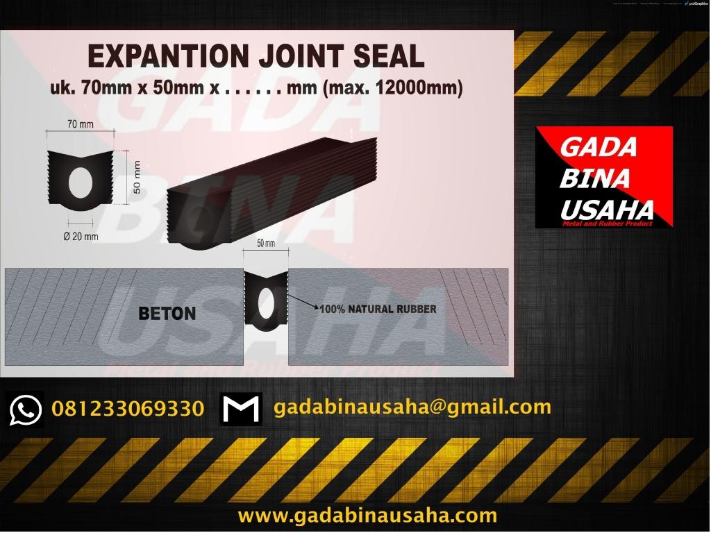 spesifikasi expantion-joint-seal-70-x-50