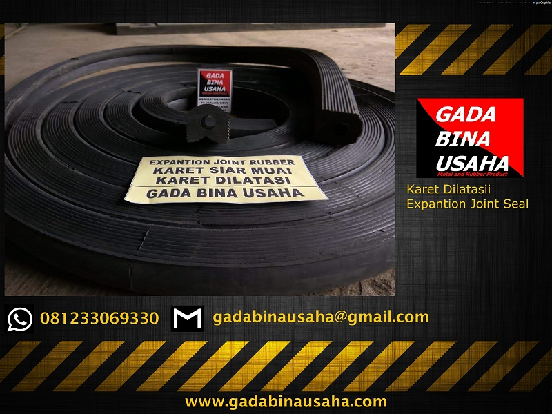 Expantion Joint seal rubber